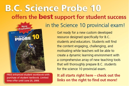 """Now recommended by the b.c. ministry! – """"this comprehensive"""